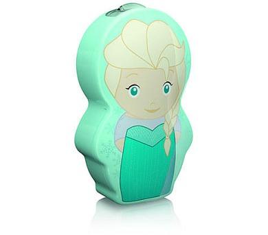 Disney Elsa BATERKA LED 0,3W bez baterií Philips 71767/37/16