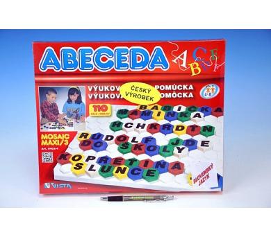 Mozaika Maxi/3 Abeceda verze SK 110ks v krabici 35x29x4cm + DOPRAVA ZDARMA