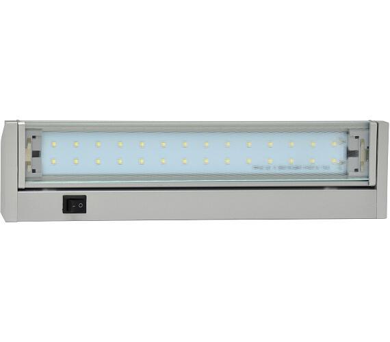 Ecolite LED svítidlo GANYS TL2016-28SMD stříbrné + DOPRAVA ZDARMA