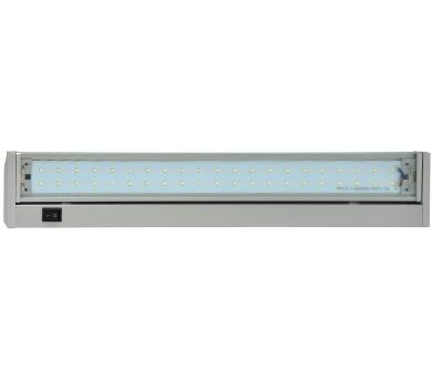 Ecolite LED svítidlo GANYS TL2016-42SMD stříbrné