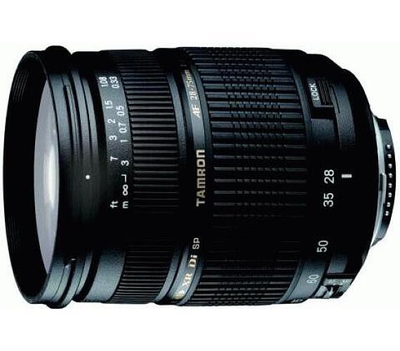 Tamron AF SP 28-75mm F/2.8 Di pro Nikon XR LD Asp. (IF) Macro