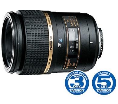 Tamron AF SP 90mm F/2.8 Di pro Nikon Macro 1:1 + DOPRAVA ZDARMA