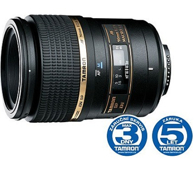 Tamron AF SP 90mm F/2.8 Di pro Pentax Macro 1:1 + DOPRAVA ZDARMA