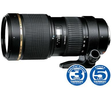 Tamron SP AF 70-200mm F/2.8 Di LD pro Nikon (IF) Macro + DOPRAVA ZDARMA