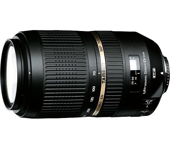Tamron SP AF 70-300mm F4-5.6 Di USD pro Sony - CASH BACK + DOPRAVA ZDARMA
