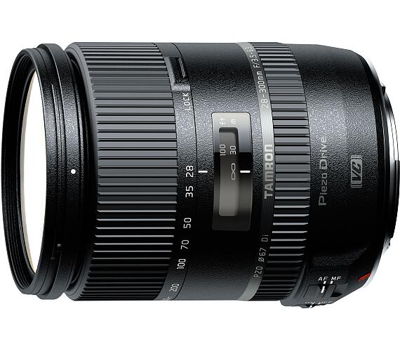 Tamron 28-300mm F/3.5-6.3 Di VC PZD pro Nikon + DOPRAVA ZDARMA