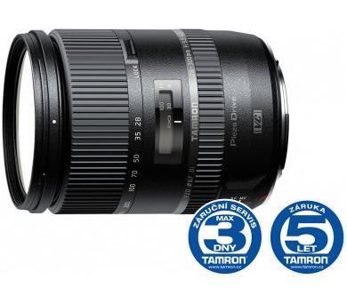 Tamron 28-300mm F/3.5-6.3 Di VC PZD pro Canon + DOPRAVA ZDARMA