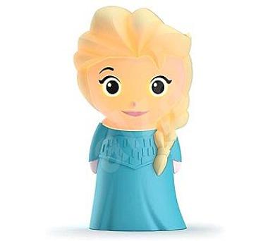 Disney Elsa PŘENOSNÉ SVÍTIDLO LED 5W bez baterií Philips 71768/03/16