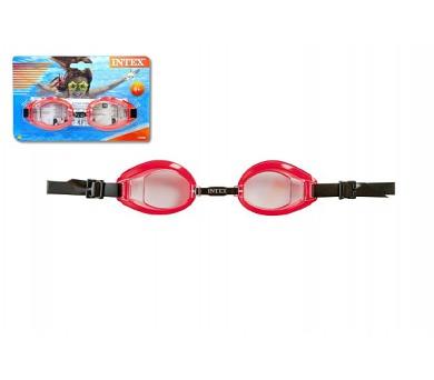Plavecké brýle na kartě 19x12cm 8+