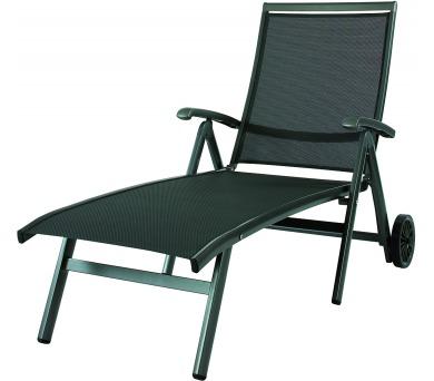 Zahradní židle Garland Forios hliníková stohovatelná židle + DOPRAVA ZDARMA