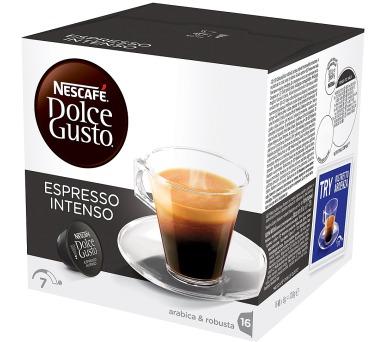 Kávové kapsle Nestle Nescafe Espresso Intens 12045793