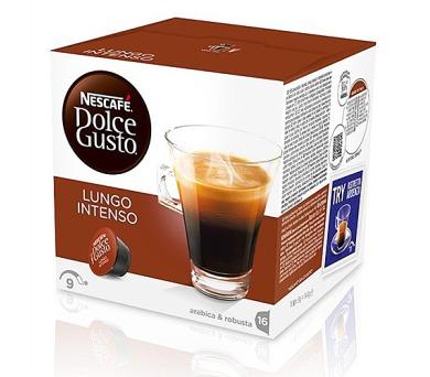 Kávové kapsle Nestle Nescafe LUNGO INTENSO