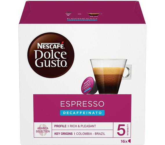 NESTLE Nescafe ESPRESSO DECAFFEINATO