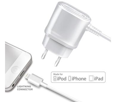 TCIP5 travel char. Apple Lightning Celly + DOPRAVA ZDARMA