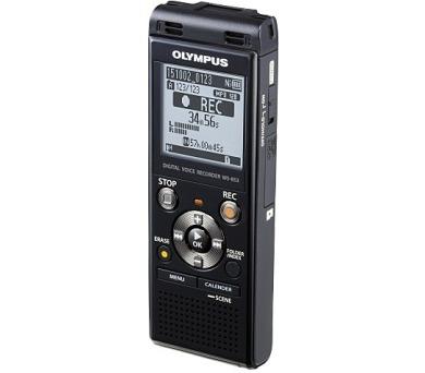 WS 853 Black diktafon Olympus