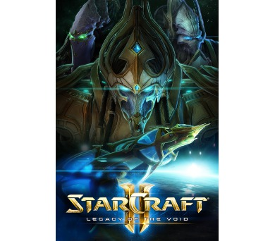 Blizzard PC StarCraft 2 - Legacy of the Void