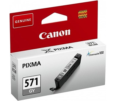 Canon CLI-571G - šedý