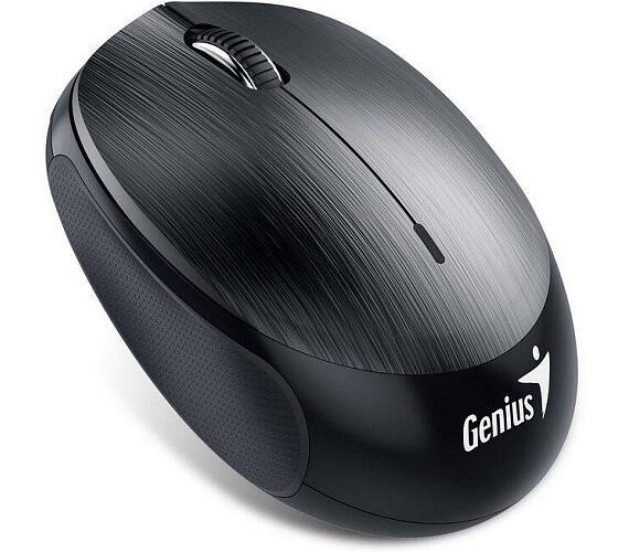 Genius NX-9000BT / optická / 3 tlačítka / 1200dpi - šedá