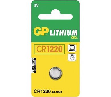 GP CR1220 LITHI