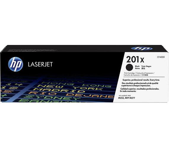 Toner HP 201X + DOPRAVA ZDARMA