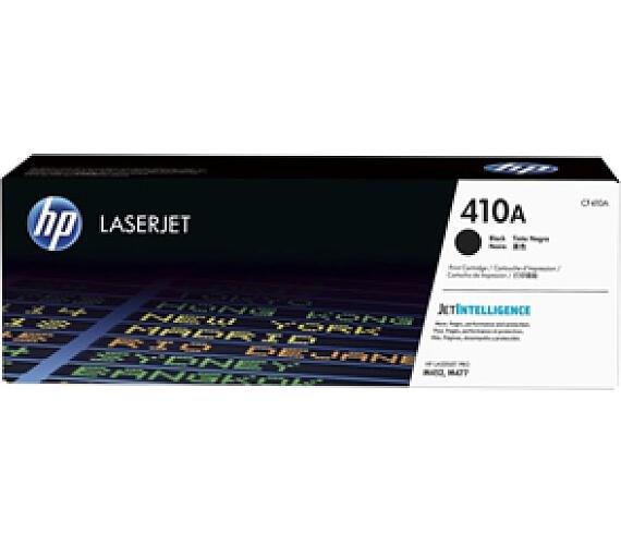 Toner HP CF410A - černá + DOPRAVA ZDARMA