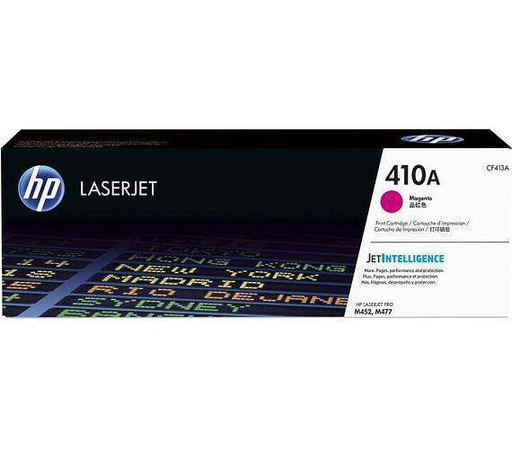Toner HP CF413A - purpurová