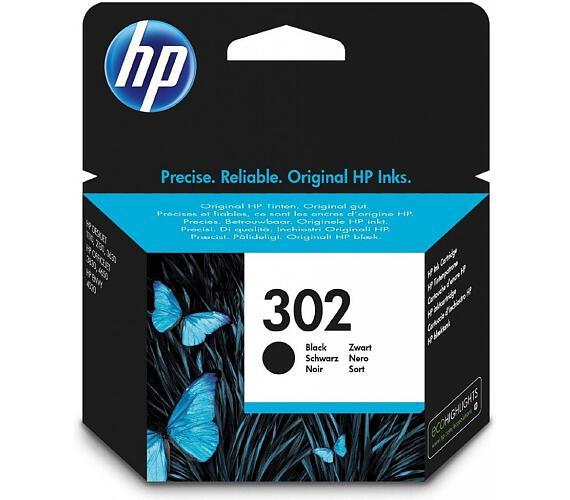 Inkoustová náplň HP 302