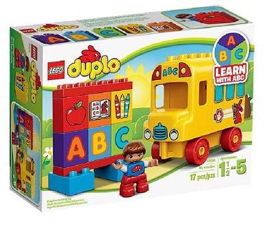 Stavebnice Lego® DUPLO Toodler 10603 Můj první autobus