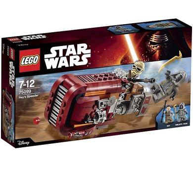 Stavebnice Lego® Star Wars 75099 Rey´s Speeder