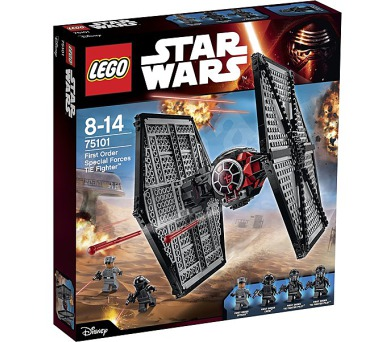 Stavebnice Lego® Star Wars 75101 First Ordet Special Forces TIE Fighter