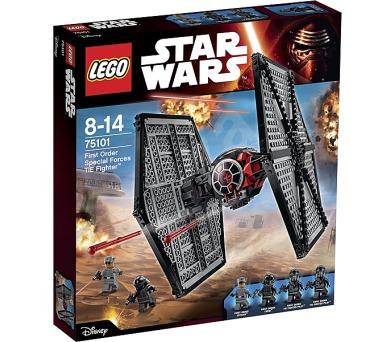 Stavebnice Lego® Star Wars 75101 First Ordet Special Forces TIE Fighter + DOPRAVA ZDARMA