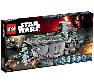 Stavebnice Lego® Star Wars 75103 First Order Transporter