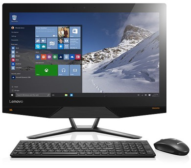 One Lenovo IdeaCentre AIO 700-24AGR 23,8""