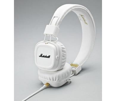Marshall Major II Android - bílá + DOPRAVA ZDARMA