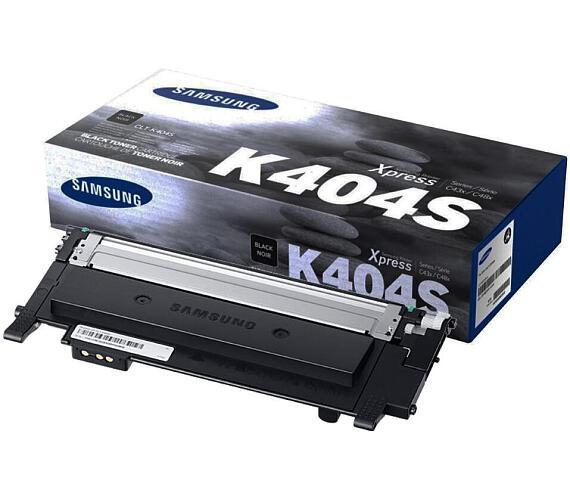 Samsung CLT-K404S/ELS 1500 str. originální - černý + DOPRAVA ZDARMA