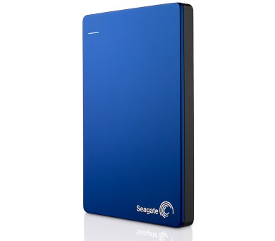 Seagate BackUp Plus 1TB - modrý