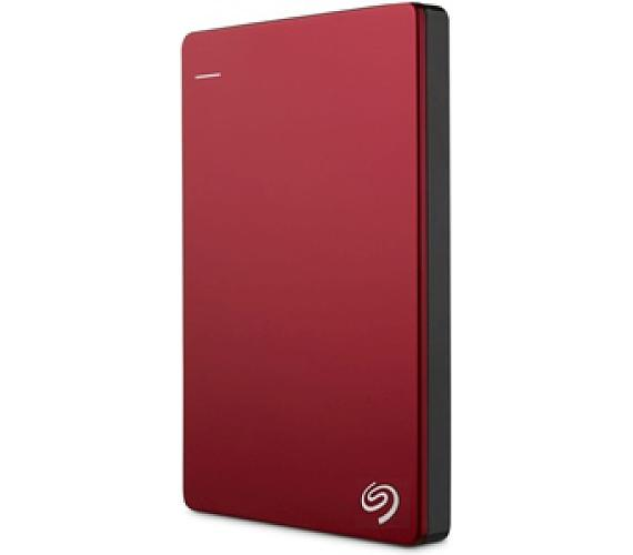 Seagate BackUp Plus 1TB - červený
