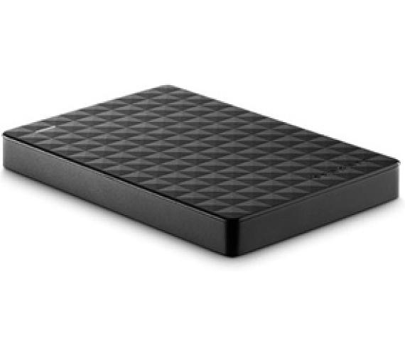 Seagate Expansion Portable 2TB - černý
