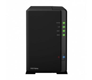 Synology DiskStation DS216play + DOPRAVA ZDARMA