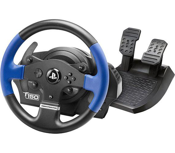 Thrustmaster T150 pro + pedály PS4