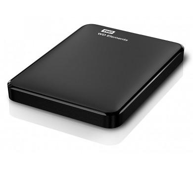 "HDD ext. 2,5"" Western Digital Elements Portable 3TB - černý + DOPRAVA ZDARMA"