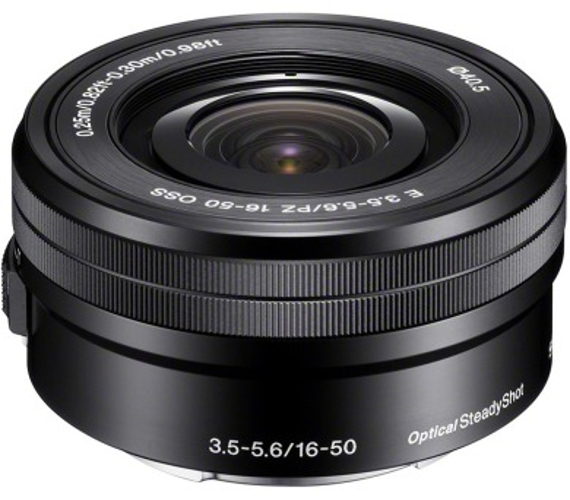 SEL P1650 OBJEKTIV 16-50 mm Sony
