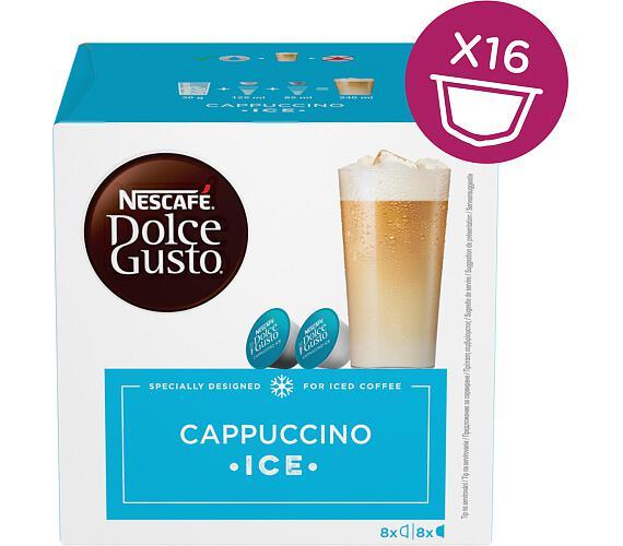 DOLCE G. ICE CAPPUCCINO (NÁPLŇ) NESCAFÉ Nestlé
