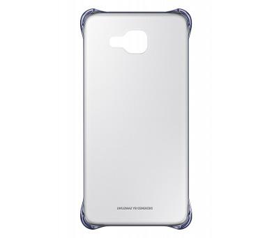 Samsung Clear Cover pro Galaxy A5 2016 - černý + DOPRAVA ZDARMA