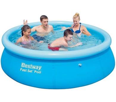 Bestway 57265 Samostavěcí bazén 244x66cm + DOPRAVA ZDARMA