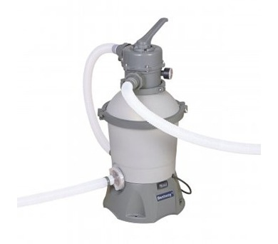 Písková filtrace k bazénům 220 - 240V + DOPRAVA ZDARMA