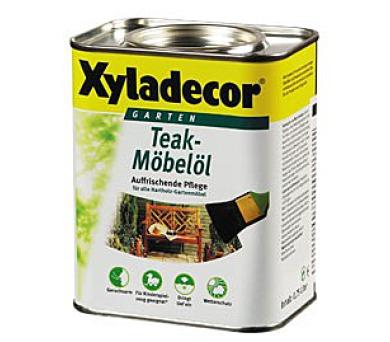 v-garden XD Teak Oil bezb. 0,75l