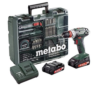 Metabo BS 18 Quick MD 2x2,0Ah