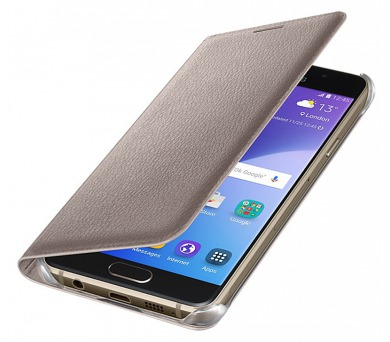 Samsung pro Galaxy A3 2016 (EF-WA310P) - zlaté