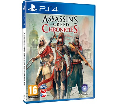 Ubisoft PlayStation 4 Assassins Creed Chronicles